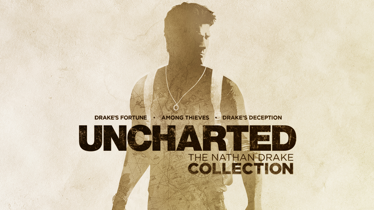 Uncharted: The Nathan Drake Collection art